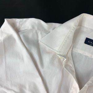 Canali Shirts - Canali Blush Pink Button Down Shirt w/ French Cuff